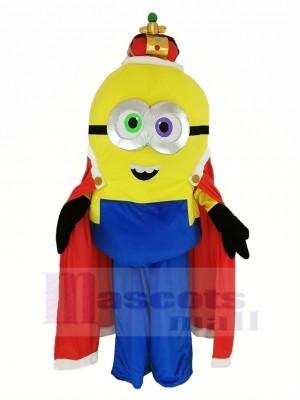 Verabscheuungswürdig Mich Schergen König Bob mit Kap Maskottchen Kostüm