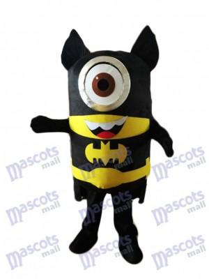 Despicable Me Minion Batman Minions Maskottchen Kostüm