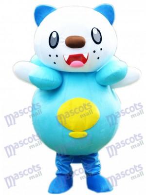 Oshawott Maskottchen Kostüm Pokemon Pokémon GO Pocket Monster Sea Otter Maskottchen