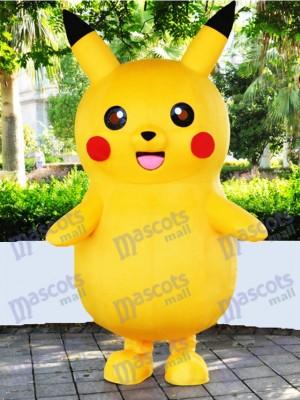 Bereit zum Versand japanischen Cartoon Pikachu Maskottchen Kostüm Pokémon Pokemon Go Outfit