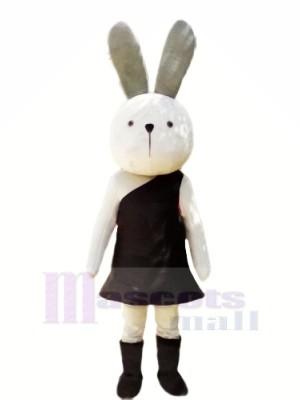 Weiß Ostern Hase Maskottchen Kostüme Tier