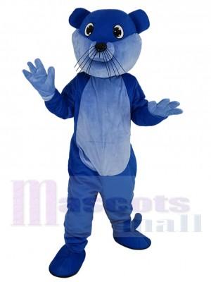 Otter maskottchen kostüm