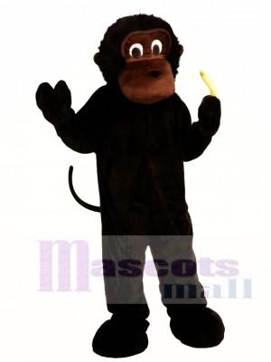 Deluxe Gorilla Maskottchen Kostüm
