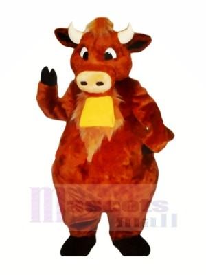 Beste Qualität Büffel Maskottchen Kostüme Tier