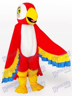 Red Papagei Vogel Maskottchen Kostüm