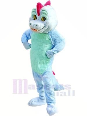 Blau Zauber Drachen Maskottchen Kostüme Tier