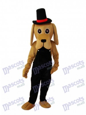 Shar Pei Hund Maskottchen Erwachsene Kostüm Tier
