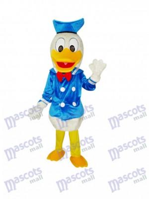 Donald Duck Maskottchen Kostüm Karikatur Anime