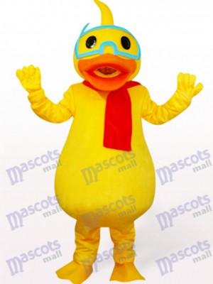 Ente Geflügel Maskottchen Kostüm