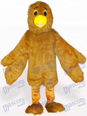 Brauner Adler Maskottchen Kostüm