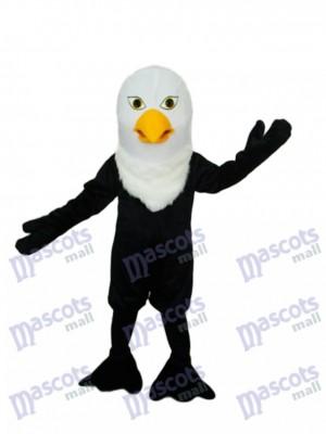 Kinder weißes Eagles Maskottchen Kostüm Tier
