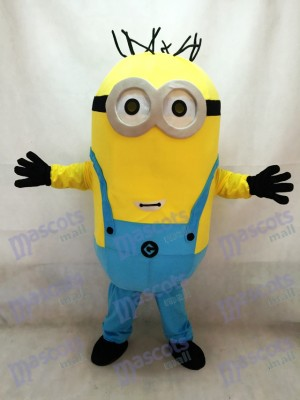 Despicable Me Minions Minion Maskottchen Kostüm Custom Fancy Anime Cosplay Karneval