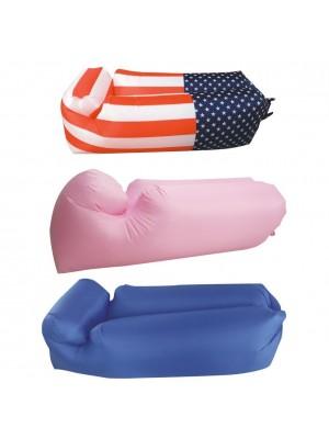 Aufblasbar Sonne Liege Luft Sofa Wasserdicht tragbar Strand Sommer