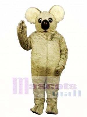 Niedliches Kuddly Koala Bär Maskottchen Kostüm
