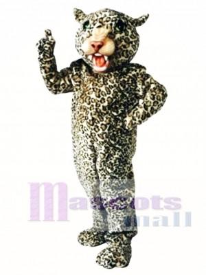 Groß Katze Leopard Maskottchen Kostüm Tier