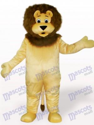 Löwe Erwachsenen Maskottchen Kostüm