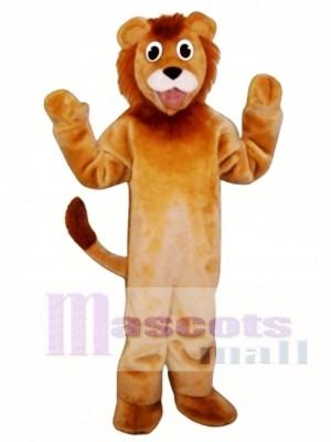 Löwe Maskottchen Kostüm Tier