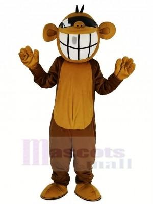 Cool Lustig Affe Maskottchen Kostüm Tier