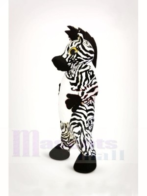 Hochwertiges Zebra Maskottchen Kostüme