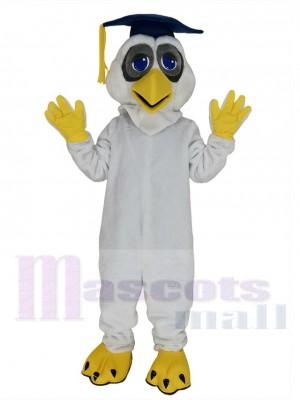 Eule maskottchen kostüm