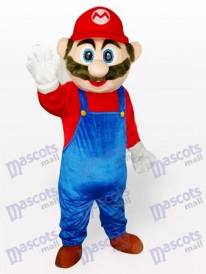 Super Mario Anime Maskottchen Kostüm für Erwachsene