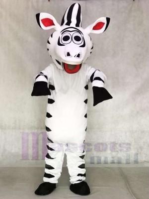 Netter Zebra Pferd Maskottchen Kostüme Tier