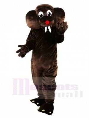 Tief Braun Gopher Mole Maskottchen Kostüme Tier