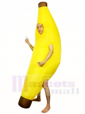 Banane Bachelor Aufblasbar Halloween Weihnachten Kostüme für Erwachsene