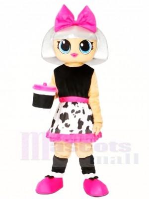 LOL Überraschung Puppe Diva Giant Maskottchen Kostüme Cartoon