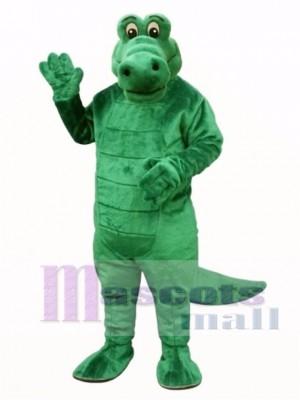 Albert Alligator Maskottchen Kostüm