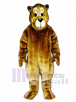 Süße Buster Bär Maskottchen Kostüm