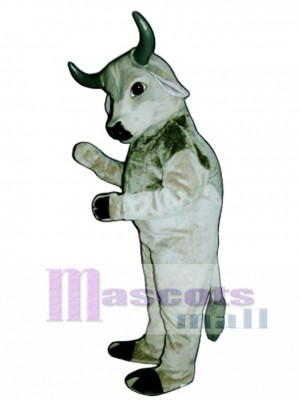 Brahma Stier Maskottchen Kostüm