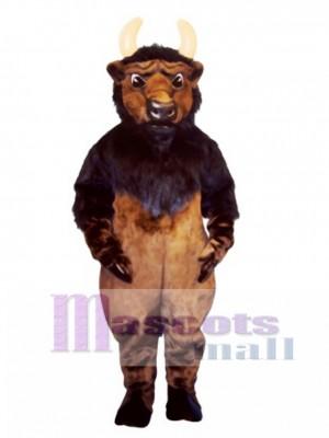30/5000 Buddy Büffel Maskottchen Kostüm