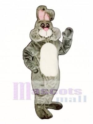 Ostern Grey Marshmallow Hase Kaninchen Maskottchen Kostüm