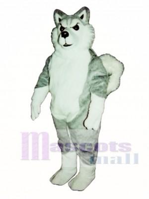 Nettes Willy Wolf Maskottchen Kostüm