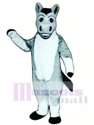 Denny Esel Maskottchen Kostüm