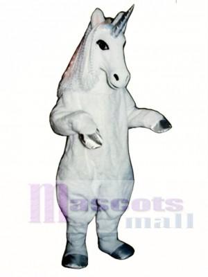 Einhorn Maskottchen Kostüm