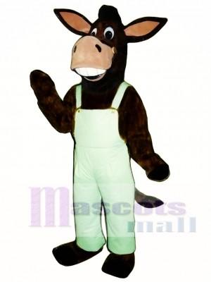 Lachen Esel Maskottchen Kostüm Tier