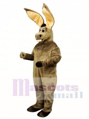 Groß Ohren Jack Esel Maskottchen Kostüm Tier