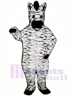 Zelda Zebra Maskottchen Kostüm