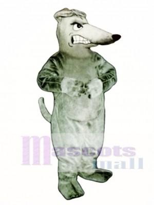 Ismella Ratte Maskottchen Kostüm