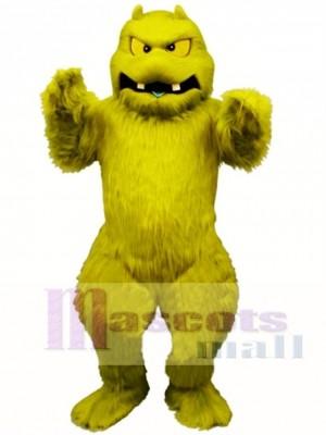 Schleimig Monster Maskottchen Kostüm