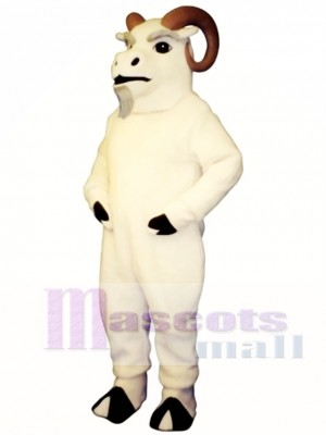 Grampa Ziegen Maskottchen Kostüm