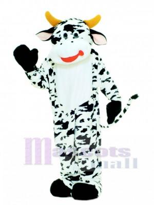 Deluxe Moo Kuh Maskottchen Kostüm Tier
