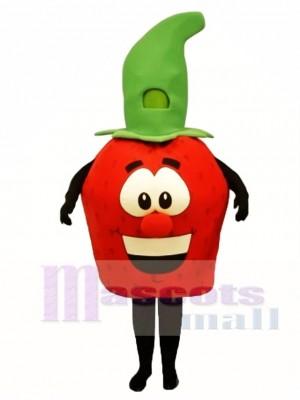 Madcap Erdbeere Maskottchen Kostüm Obst