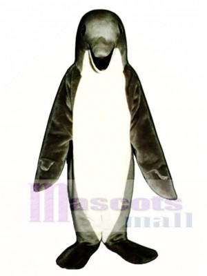 Netter Delphin Maskottchen Kostüm