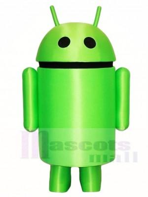 Android Maskottchen Kostüme