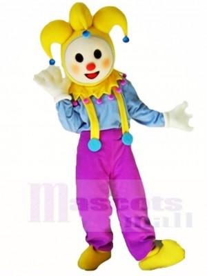 Clowns & Zirkus Maskottchen Kostüme Halloween Party