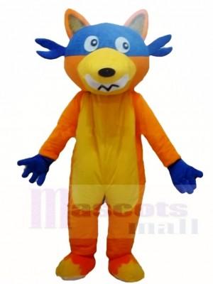 Swiper Orange Fuchs Maskottchen Kostüme Tier