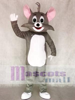 Tief Grauer Tom Cat Mascot Adult Kostüme Cartoon
